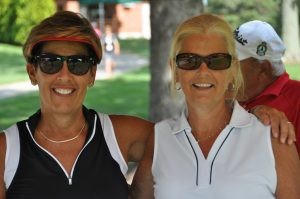 Volunteers at 13th Annual Foundation of CKHA Pro Am Golf Tournament